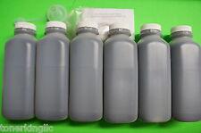 6 X 220g Refill Toner HP Q2612A 12A 12X Q2612X 1018 3020 3030 3050 Canon 104 FX9