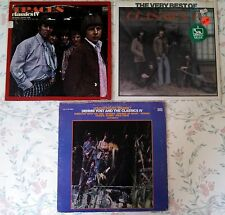3 LP LOT of DENNIS YOST/CLASSICS IV - TRACES, VERY BEST OF, GOLDEN GREATS VOL. 1