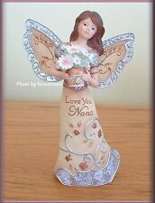 LOVE YOU NANA ANGEL FIGURINE BY PAVILION ELEMENTS 5.5 INCHES FREE U.S. SHIPPING