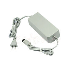 US Plug Adapter AC Power Cable Cord For Nintendo Wii All Supply NEW