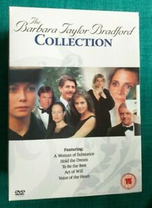 The Barbara Taylor Bradford Collection DVD Excellent Condition