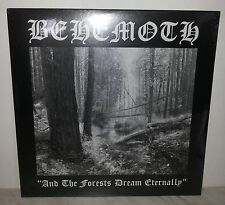 LP BEHEMOTH - AND THE FORESTS DREAM ETERNALLY - NUOVO NEW