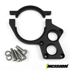 VANQUISH INCISION YETI/RR10 MOTOR PLATE BLACK ANODIZED AXIAL BOMBER IRC00151