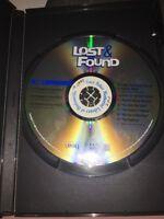 adventures in odyssey disc 4 Lost & Found