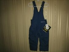 boys girls arctix bib snow pants size 2t blue Nwt