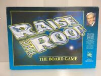 Raise The Roof Board Game Paul Lamond Games Complete