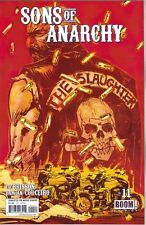 Sons of Anarchy TV Series Comic Book #11, Boom 2014 NEW UNREAD