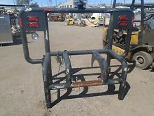 Cage/Frame for Use with Tulsa Rufnek Winch Model Rn45Wm-Rfo