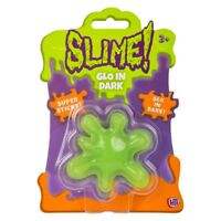 Glow In The Dark Kids Slime Green Putty Stress Relief Super Sticky Fun Toy 3+y