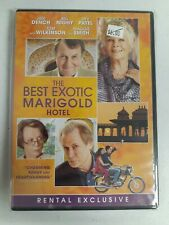 The Best Exotic Marigold Hotel - DVD L49