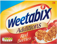 Weetabix Additions Cereal Biscuits - Red Berries (24 per pack)