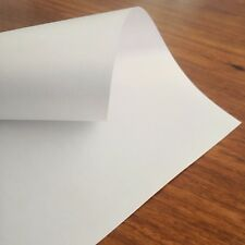 100 x A4 Metallic paper for wedding invitation- 120GSM ivory (off white)