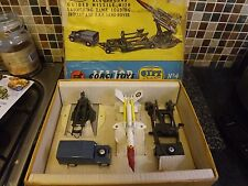 Corgi Toys Gift Set 4 gs4 gs 4 Bristol Bloodhound Guided Missile original boxed