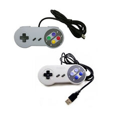 New Design USB Port Game Controller For Nintendo WII SNES Game Handle