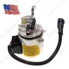 New Fuel Shutdown Shut Off Solenoid Valve 04287583 0428-7583 For Deutz Engine