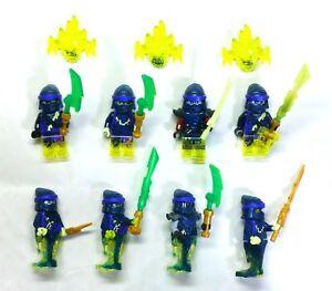 LEGO NEW LOT OF 50 BLACK NINJA NINJAGO BANDANAS PARTS