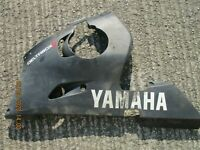 YAMAHA R6 YZF 600 5EB 99-02 LOWER FAIRING BELLYPAN BODY PANEL LEFT