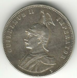 GERMAN WEST AFRICA SILVER 1905 1 RUPIE COIN NICE CONDITION AUCTION START AT £10