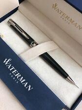 WATERMAN L'ETALON DARK GREEN LACQUER CT 0.5mm MECHANICAL PENCIL-FRANCE-NOS