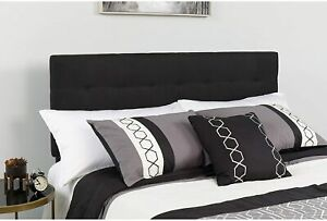 Flash Furniture Bedford Tufted Upholstered King Size Headboard New