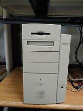 Rare Vintage Apple Power Macintosh 9600/300 W/ Memory  40GB Hard Drive Boots up