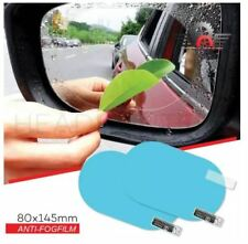 Anti-Fog film suggested for Rearview Mirror 80x145mm