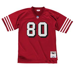 Mitchell & Ness Scarlet NFL San Francisco 49ers Jerry Rice 1994 Legacy Jersey