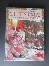 Christmas From The Heart Volume #9 by Better Homes & Gardens Cookbook & Crafts
