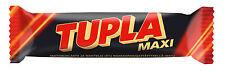 TUPLA Maxi Finnish Cocoa Nougat & Almonds Chocolate Bar 50g 2oz