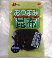 Natori Snack Kelp Konbu 18g japanese snack from Japan