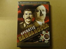 DVD / OPERATIE BARBAROSSA