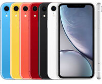 Apple iPhone XR - 64GB All Colors - CDMA/GSM Unlocked