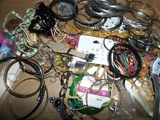 11 Pound 7 Ounce Box Assorted Jewelry