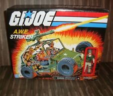 New listing Hasbro G.I. Joe Retro A.W.E. Striker Vehicle Vintage Crankcase 3.75 Walmart