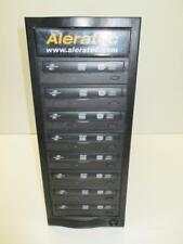 Aleratec 1:8 DVD/CD Tower Publisher HLX Duplicator +LightScribe eSATA Connection