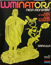 Revell #85-1620 1/8 glow  luminator dracula model kit new in the box