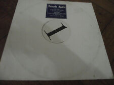 EX FRIENDS AGAIN HONEY AT THE CORE UK WHITE LABEL PROMO UK 1983 NEW WAVE 12""