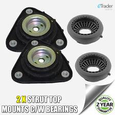 Ford Focus Mk2 Front Suspension Strut Top Mount Mounting & Bearings Kit Mounts 2