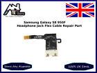 For Samsung Galaxy S8 G950F Headphone Jack Audio Flex Cable Ribbon Repair Part