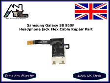 Per Samsung Galaxy S8 G950F Cuffie Jack Audio Flex Cable Nastro Riparazione Parte