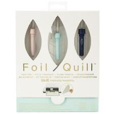 We R Memory Keepers Foil Quill Starter Kit with 3 Pens Silhouette Cricut Sizzix