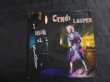 cyndi lauper-i drove all night-45 tours
