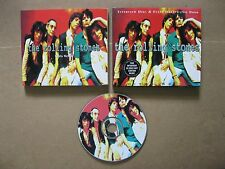 Rolling Stones Interview CD & 120 page book digipak 1996 near mint