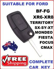 Remote Flip Key suitable for FORD BF FG Falcon Territory Mondeo FPV Focus Fiesta