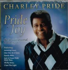 "CHARLEY PRIDE CD ""PRIDE & JOY"" - Brand New CD COUNTRY GOSPEL"