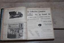 la vie au grand air, revue sportive illustrée, année 1902 complète en 52 n°