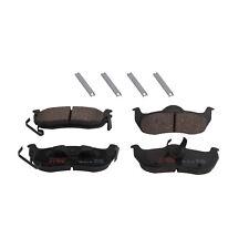 Disc Brake Pad Set-Premium Disc Brake Pad Rear TRW TPC1041