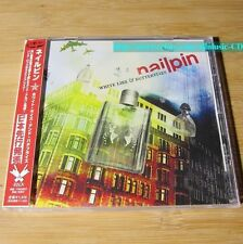 Nailpin - White Lies & Butterflies JAPAN CD+2Bonus W/OBI #21-1*