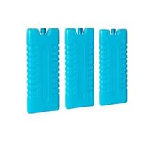 6x pack Reusable Freeze Board Ice Blocks 200 Grams Cooler  Blocks