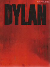 DYLAN Piano Vocal Guitar PVG Sheet Music Book Songbook Best Of Pop Chart Rock